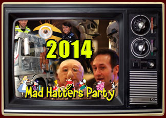 Mad Hatters party 2014